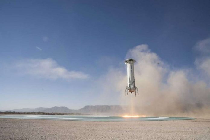 Report: NASA plans to use private spacecraft for crewed suborbital flights