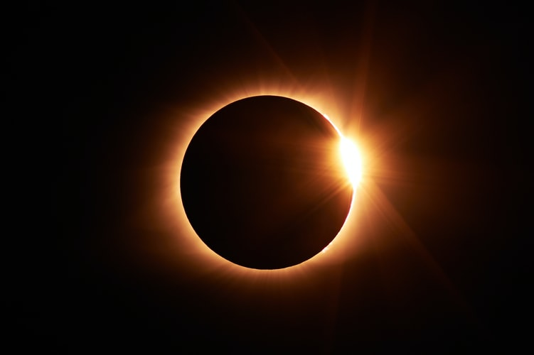 Partial solar eclipse on June 21