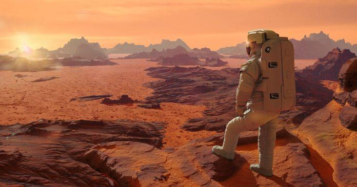 Scientists says 110 people is 'minimum number' to start life on Mars