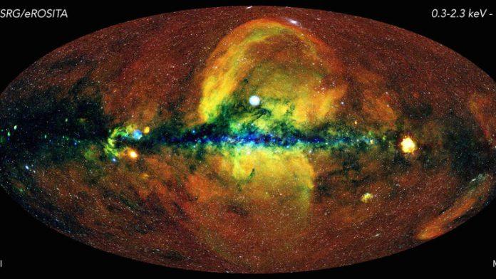 X-Ray Telescope Captures Hot, Energetic Universe (Study)