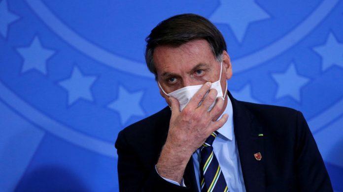Brazil's Bolsonaro tests positive for coronavirus again, Report