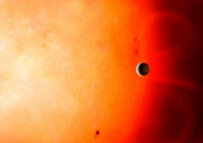 Core of a gas planet seen for the first time, Researchers Say