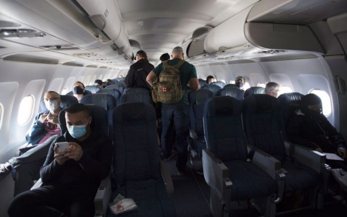 Coronavirus Canada updates: COVID-19 risk to plane passengers may be lower than you think