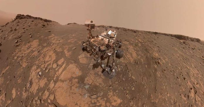 NASA: Curiosity Mars rover's summer road trip has begun