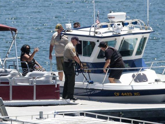 Naya Rivera Is Found Dead at Lake Piru, Report