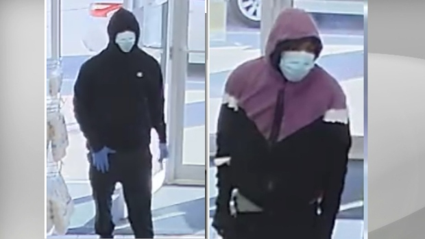 Police release images of suspects in Mississauga shootout, Report