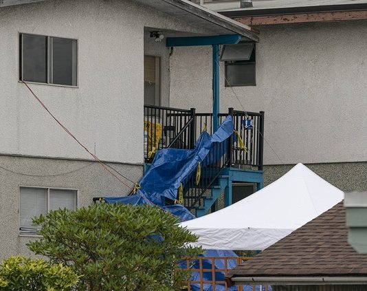 Report: Double homicide investigation underway in East Vancouver