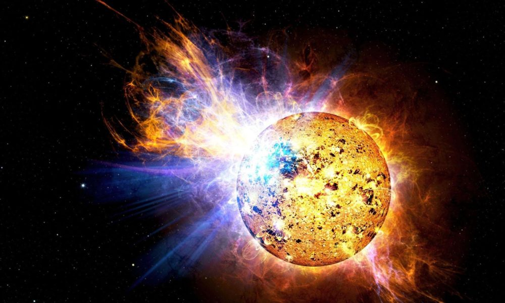 Researchers catch massive stellar flares on nearby small star AD Leonis - lintelligencer