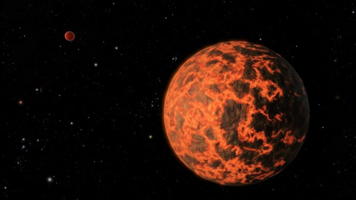 Researchers find the stripped core of a gas giant for the first time