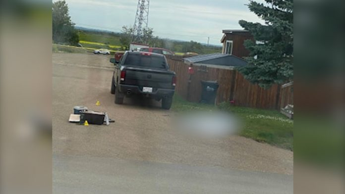 Sherwood Park: RCMP Major Crimes Unit probes death of person found