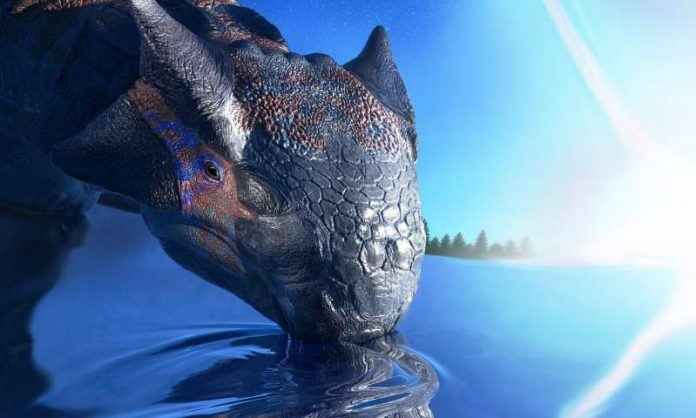 Study: Asteroid ended dinosaurs, not volcanoes