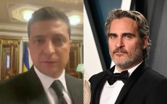 Ukrainian Hostage Situation Ends With Demand To Promote Joaquin Phoenix Movie, Report