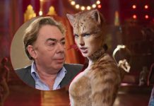 "Andrew Lloyd Webber on the Cats movie: ""The whole thing was ridiculous"", Report"