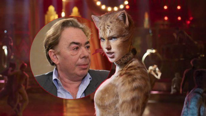 Andrew Lloyd Webber on the Cats movie: