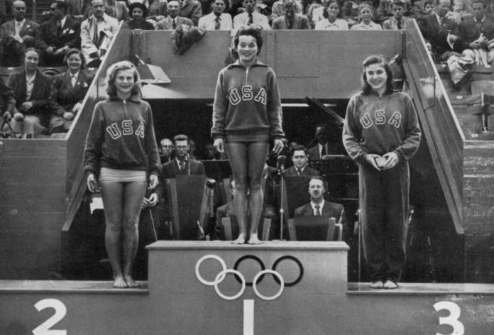 Celebrating Vicki Draves: The First Female Asian American Olympic Champion