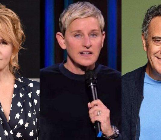 Lea Thompson backs claims of 'mean' behavior at 'Ellen DeGeneres Show', Report