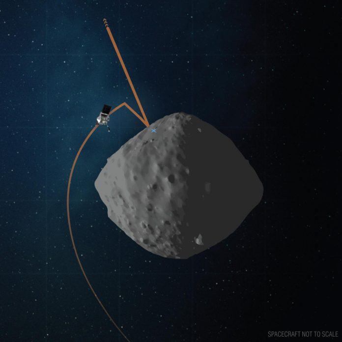 NASA OSIRIS-REx prepares for final rehearsal before fall touchdown on asteroid