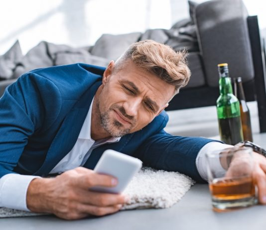 Smartphones can help manage drunkenness (New Study)
