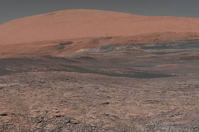 Study: Is there life below the Martian surface?
