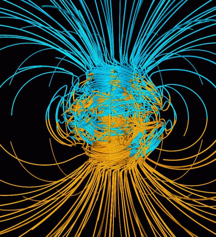 The Earth's core is younger than previously believed