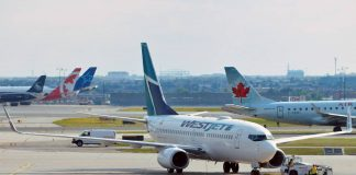 WestJet flight passenger found positive for coronavirus