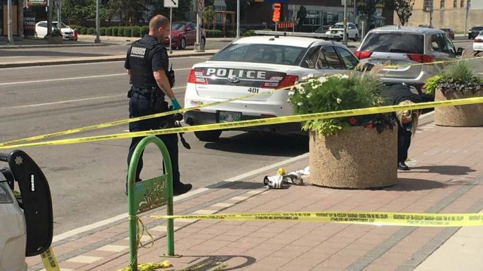 Winnipeg shooting: Three people rushed to hospital