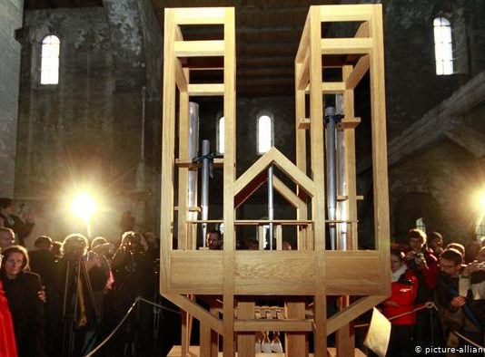 A 639-year-long John Cage organ performance has a long-awaited chord change, Report