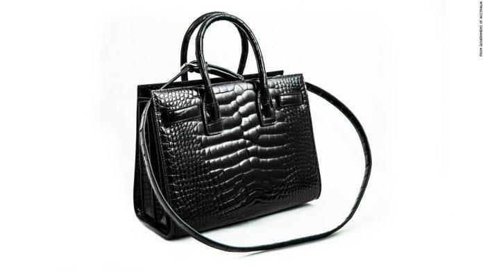 Australian customs officials destroy woman's $19,000 handbag, Report