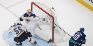 Blues trade Jake Allen to Montreal, Report