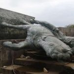 Colombia: Indigenous protesters topple conquistador's statue (Watch)