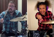 Dave Grohl Pens 'Superhero' Theme Song for Nandi Bushell (Watch)