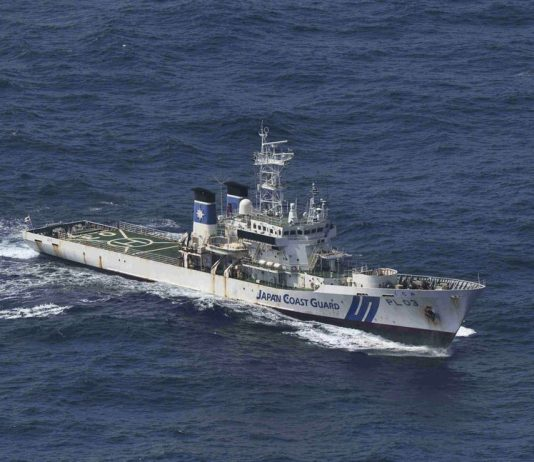 Japan searching for cargo ship carrying cattle missing in East China Sea, Report