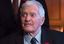 John Turner: Former Canadian prime minister dies at age 91