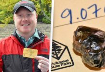 Man Finds 9-Carat Diamond in Arkansas State Park (Picture)