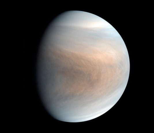 """Moscow proclaims Venus a """"Russian planet"""", Report"""