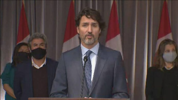 Coronavirus Canada Updates: Trudeau says COVID-19 vaccine won't come before the new year