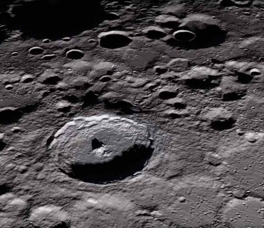 Researchers puzzled at discovery of rust on the Moon