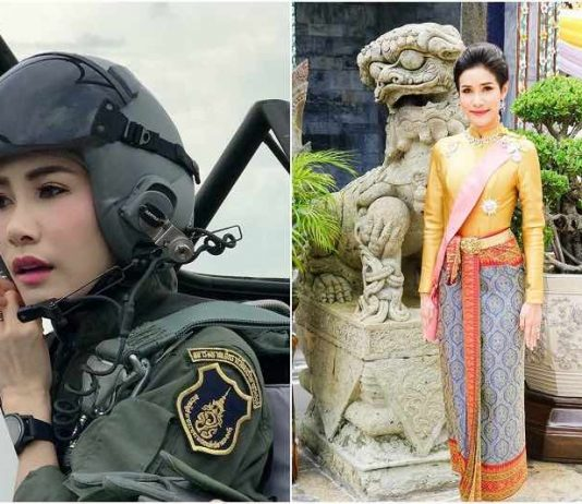 Sineenat Wongvajirapakdi: Thailand's king reinstates his consort after her fall from grace
