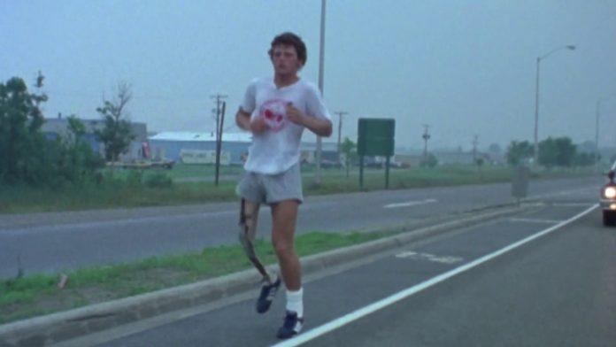 Terry Fox's Transformational Run, 40 Years ago