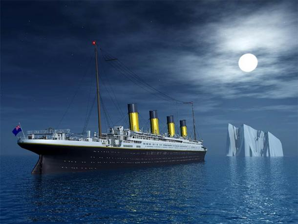 Titanic disaster may have been sparked by Northern Lights, Researchers Say