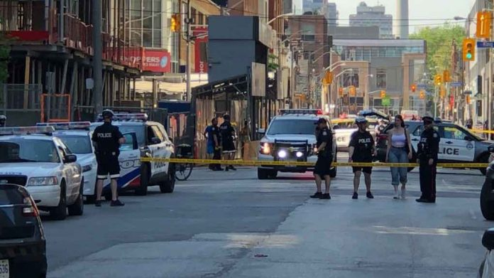 Toronto shooting: Homicide victim identified after 7 shot, Report