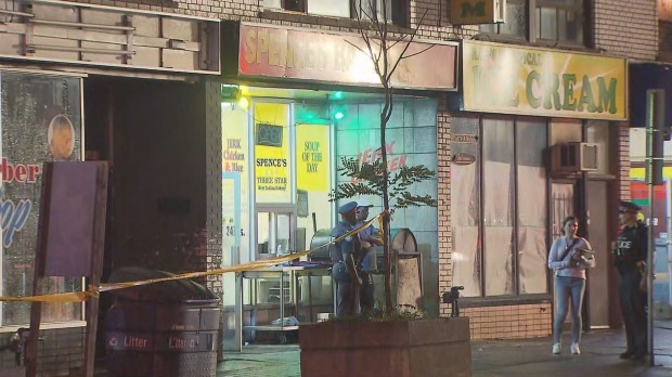 Toronto shooting: Six people have serious injuries