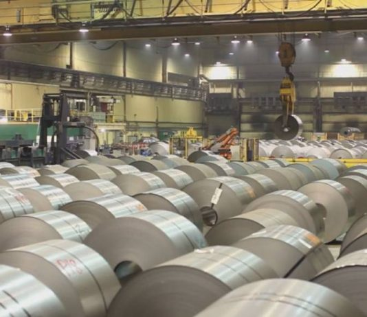 US stands down on 10 percent aluminum tariffs imposed on Canada