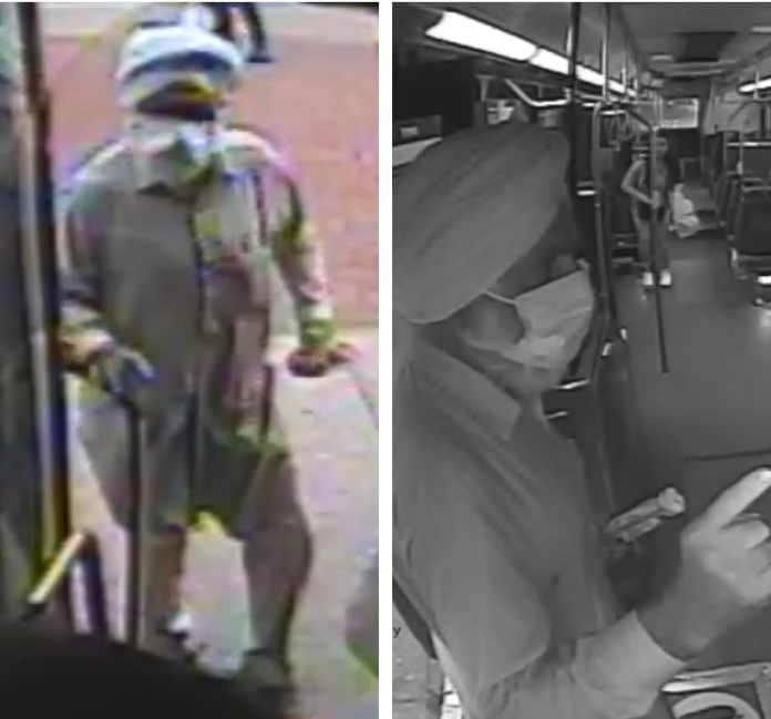 Abbotsford police search for man who allegedly sexually assaulted teen on bus, Report