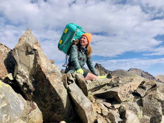 Brittney Woodrum: Denver graduate student finishes project to summit all 58 fourteeners for disaster relief