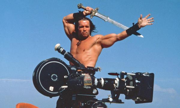 Conan the Barbarian TV Series in Development at Netflix, Report