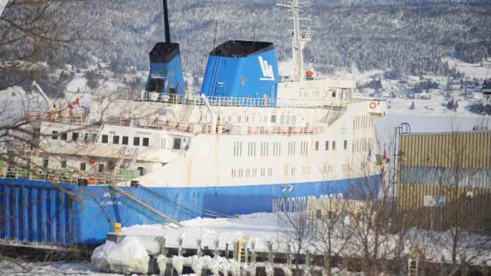 Crash-prone ferry MV Apollo, slated for new life as Quebec tourist site, to be junked (Report)