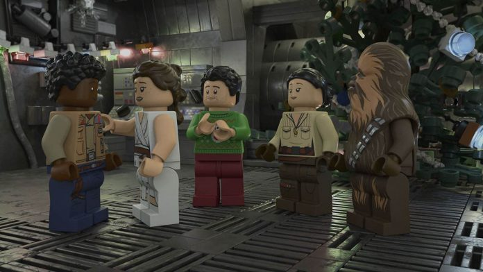 Inside the Heart of The LEGO Star Wars Holiday Special, Report