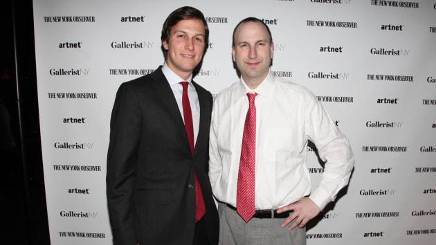 Ken Kurson, Kushner Associate Charged with Cyberstalking in New York