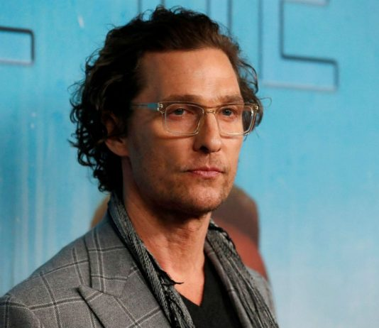 Matthew McConaughey reveals he was sexually abused, Report